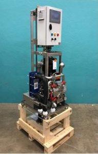 marine liquid cooling unit