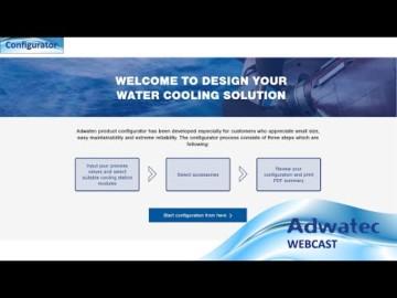 Adwatec Webcast 8 : Configurator